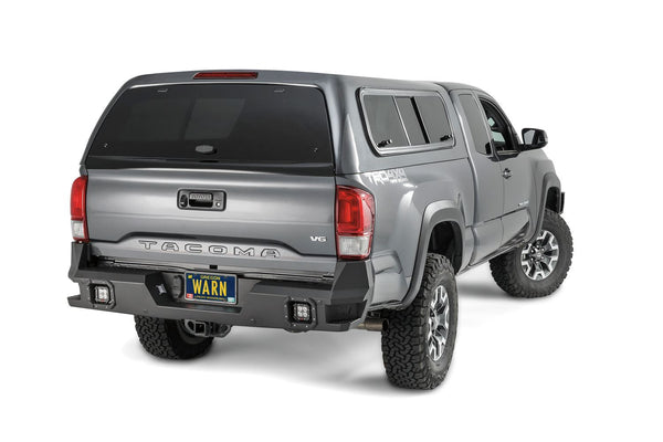 ASCENT REAR BUMPER FOR TOYOTA TACOMA