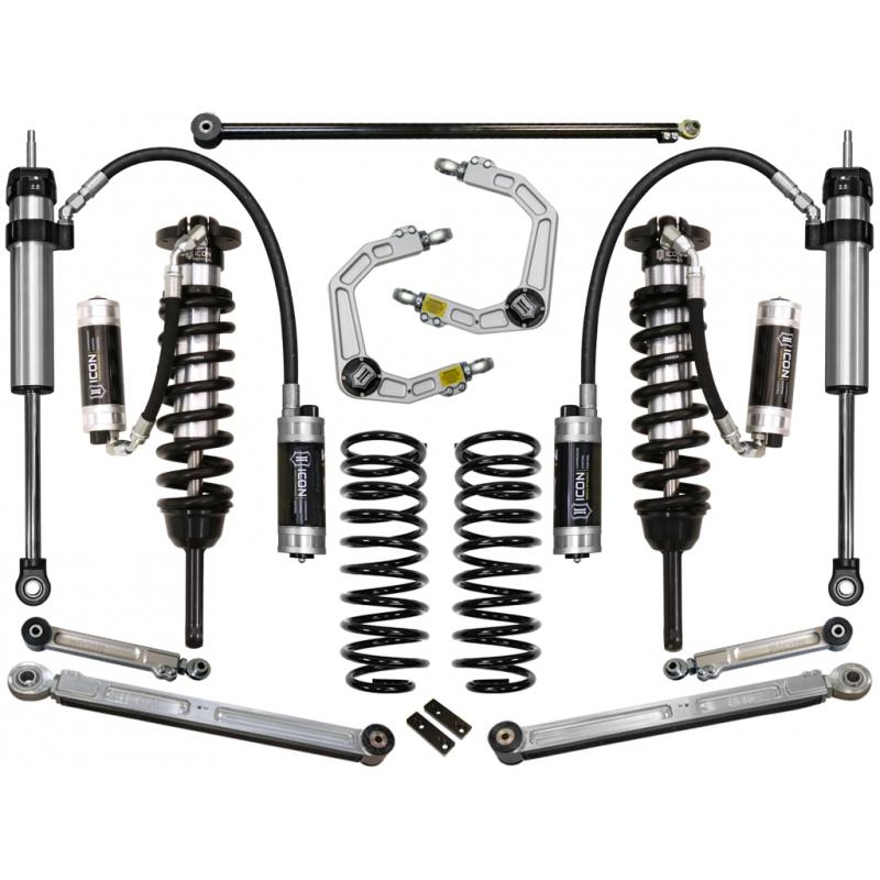"03-09 4RUNNER/FJ 0-3.5"" STAGE 7 SUSPENSION SYSTEM W BILLET UCA"