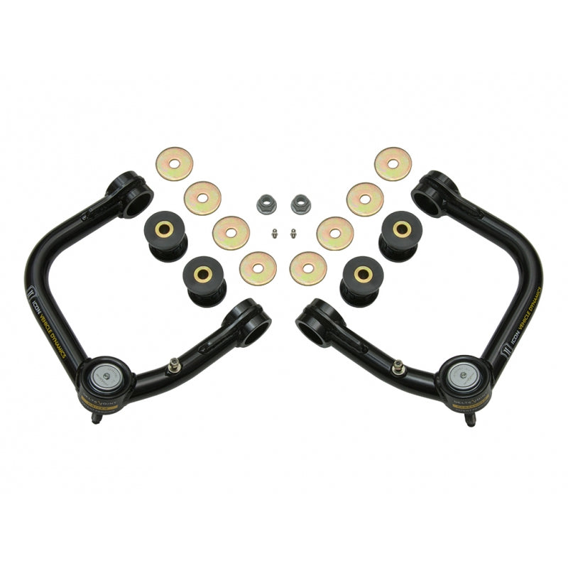2003-UP Toyota 4Runner Delta Joint Tubular Upper Control Arm Kit