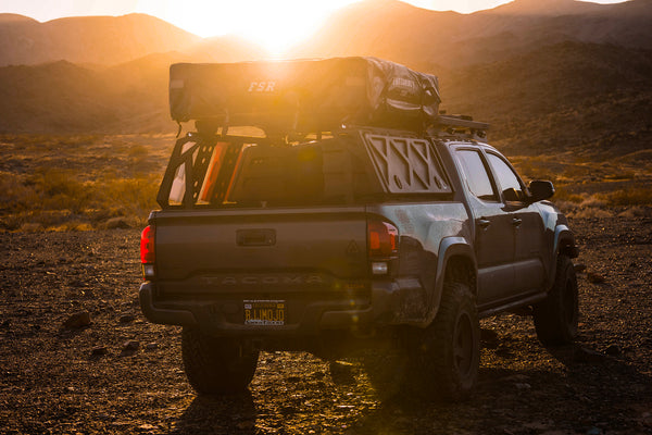 Active Cargo System - FORGED - Toyota Tacoma