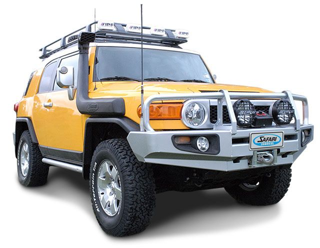 ARB Safari Snorkel for 2007-2012 Toyota FJ Cruiser