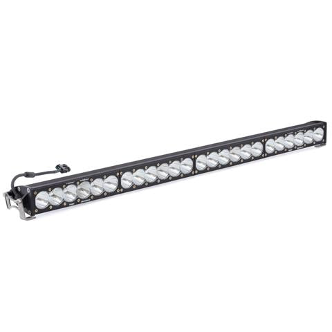 40 Inch LED Light Bar High Speed Spot Pattern OnX6 Arc Racer Edition Baja Designs