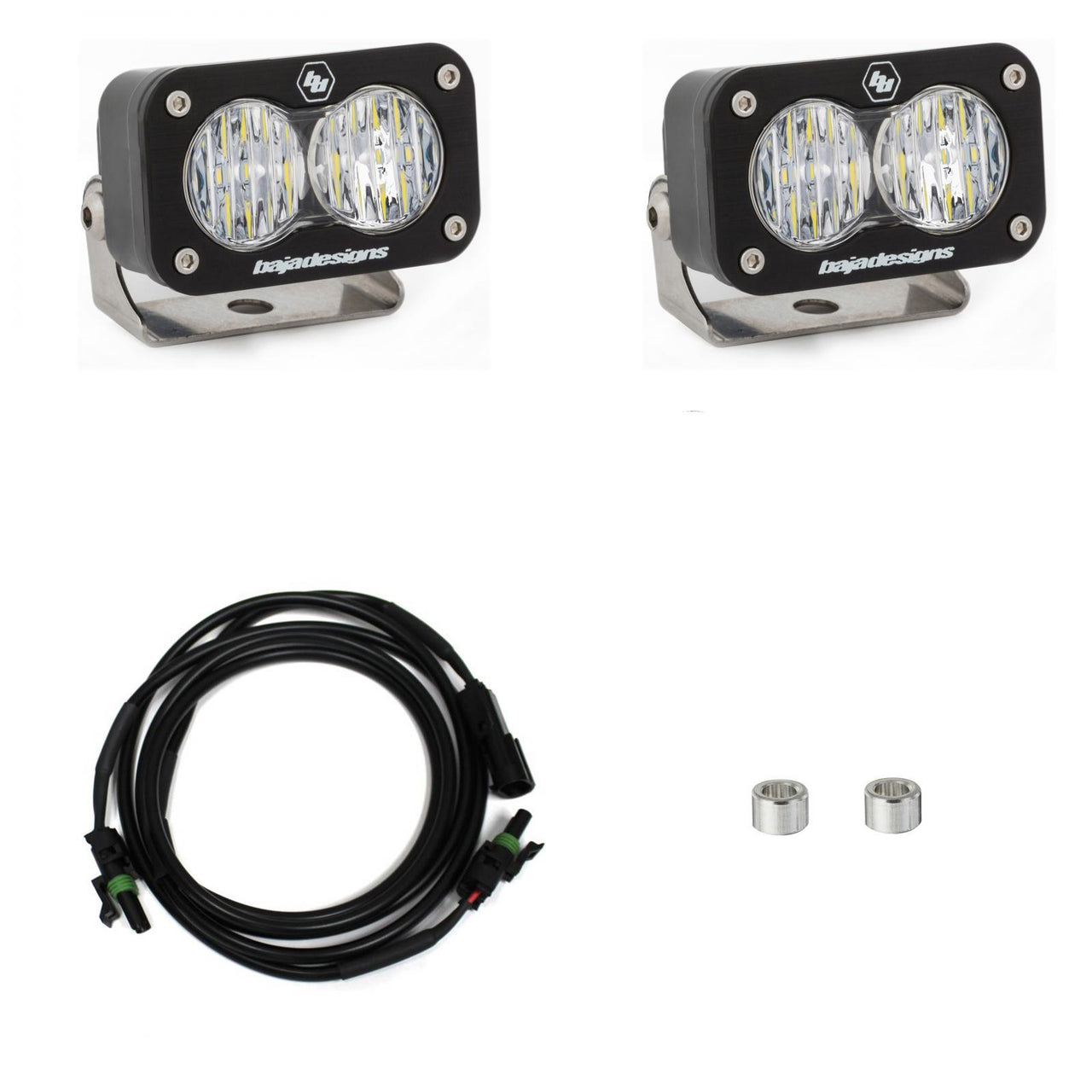Raptor Reverse Light Kit 2017 Raptor S2 Series Baja Designs