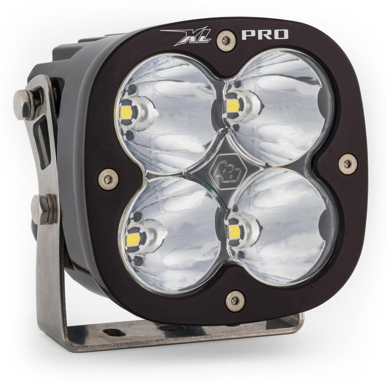 LED Light Pods Clear Lens Spot Pair XL Pro High Speed Baja Designs