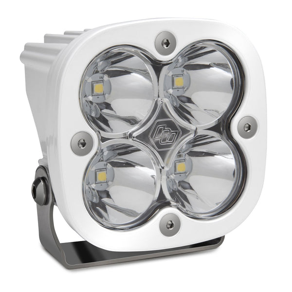 LED Light Pod Spot Pattern Clear White Squadron Sport Baja Designs