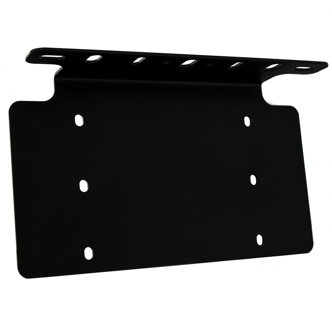 Universal Lighting License Plate Mount US Plate Baja Designs