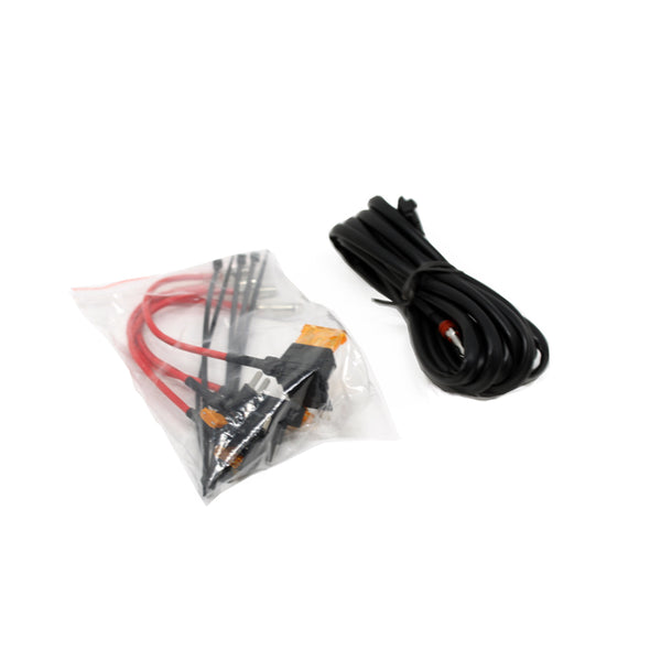 Baja Designs Wiring Harness, S8, Backlit Add-On
