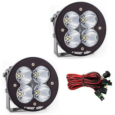 LED Light Pods High Speed Spot Pair XL-R Racer Edition Baja Designs