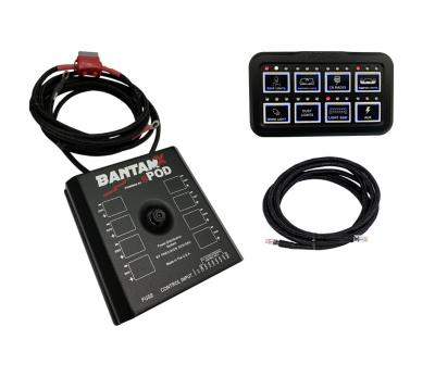 "BANTAM X HD FOR UNI WITH 36"" or 84"" BATTERY CABLES"