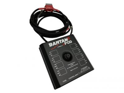 "BANTAM X ADD-ON FOR UNI WITH 36"" or 84"" BATTERY CABLES"