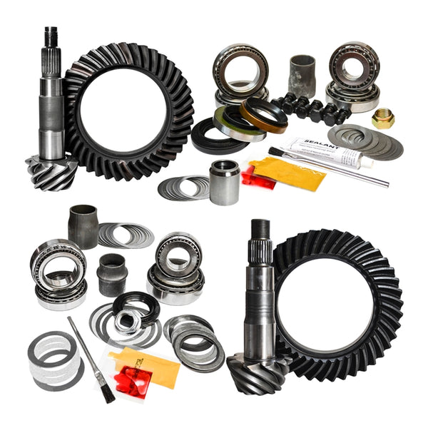 1995.5-2004 Toyota Tacoma & 2000-2006 Tundra w/out E-Locker Nitro Gear Package, 4.88
