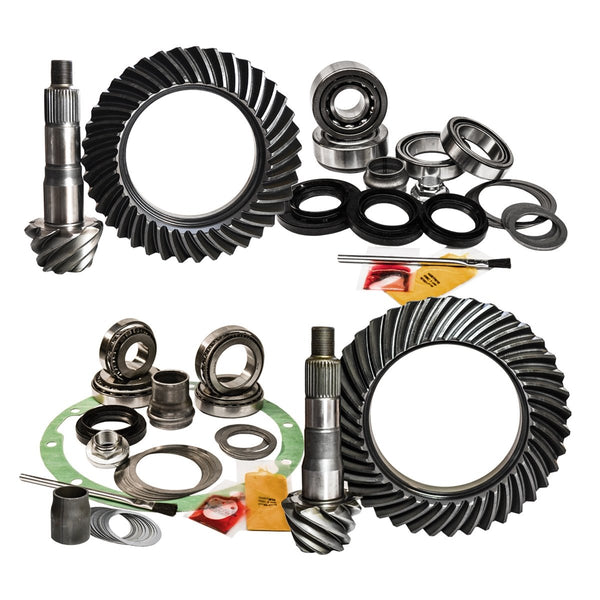 07+ Tundra 4.6L/4.7L 08 and Newer Toyota 200 Series 4.88 Ratio Gear Package Kit Nitro Gear and Axle