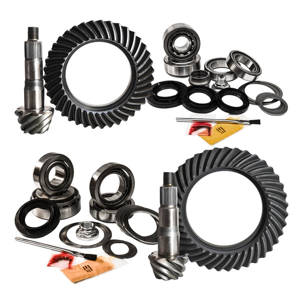 07-Newer Toyota Tundra 5.7L 5.29 Ratio Gear Package Kit Nitro Gear and Axle