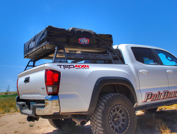 PAKRAX 05-CURRENT TACOMA MODULAR BED BAR SYSTEM