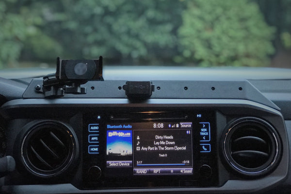 Toyota Tacoma 3rd Gen USB Powered Accessory Mount (TPAM)