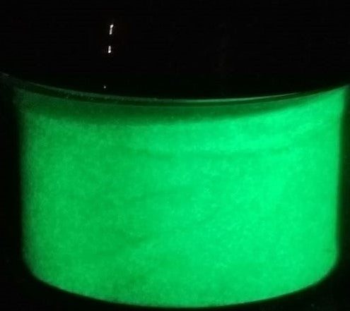 Glow Powder - Green/Green