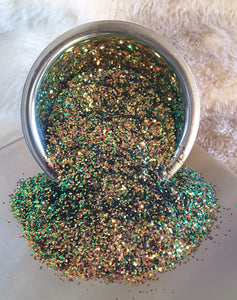 Gem Stones Color Shifting Medium Glitter