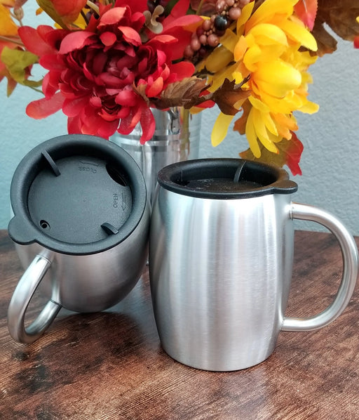 Tumbler - 14oz Coffee Mug