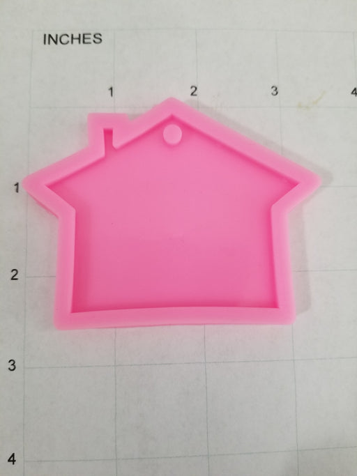 House Keychain Mold