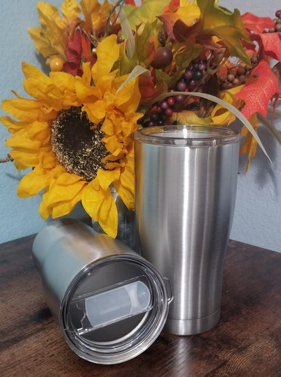 Tumbler - 20oz Curved
