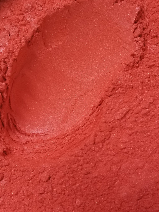 Mica - Rich Red
