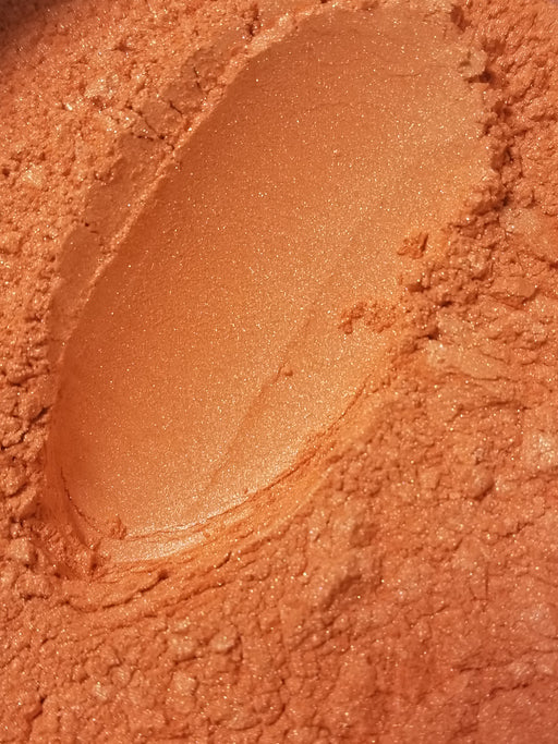 Mica - Sunset Orange