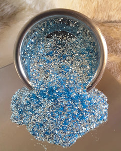 Glistening Water Color Shifting Medium Glitter