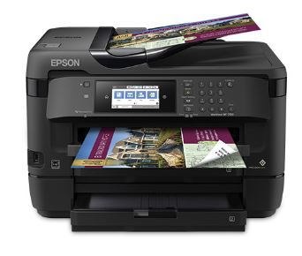WorkForce WF-7720 Wide-format All-in-One Printer (LOCAL SALE ONLY!!!)