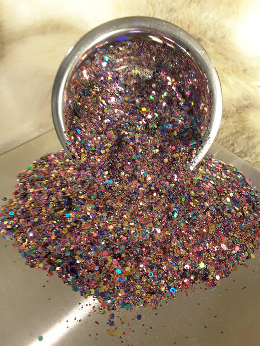 Fruity Pebbles Chunky Holographic Mix Glitter