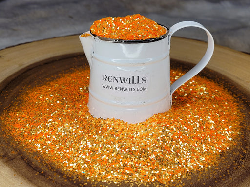 Pumpkin Spice Color Shifting Medium Glitter