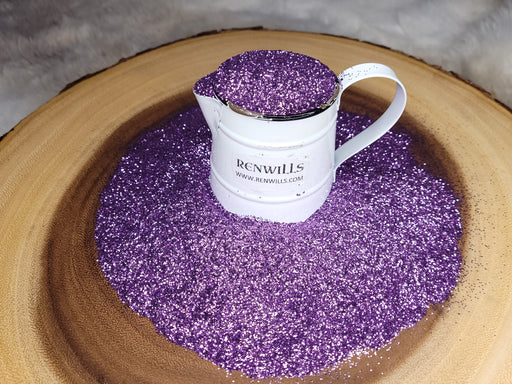 Purple Rose Metallic Fine Glitter