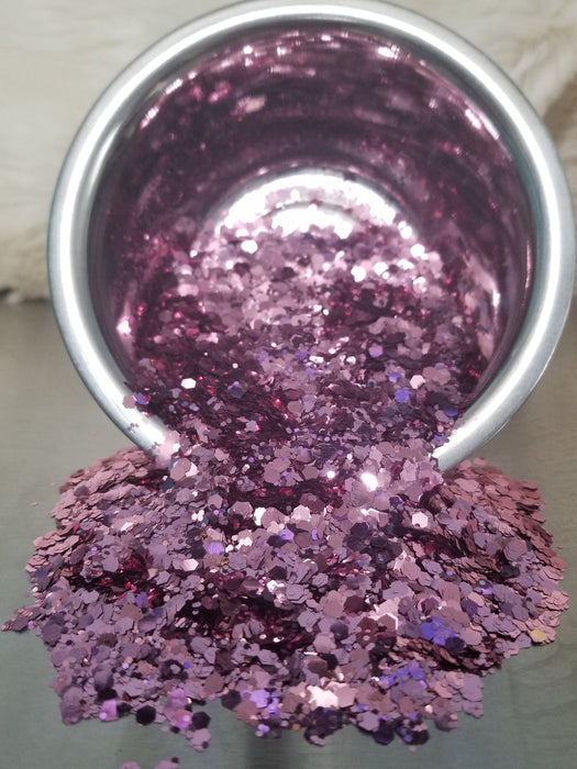 Sparkle Berry Chunky Mix Glitter