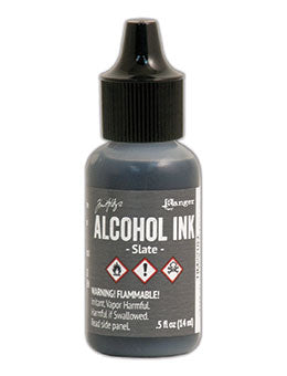 Tim Hotlz Alcohol Ink - Slate