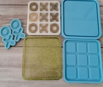 Tic Tac Toe Mold