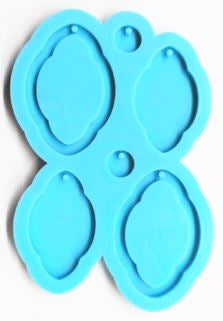 Multi Oval Earring Mold