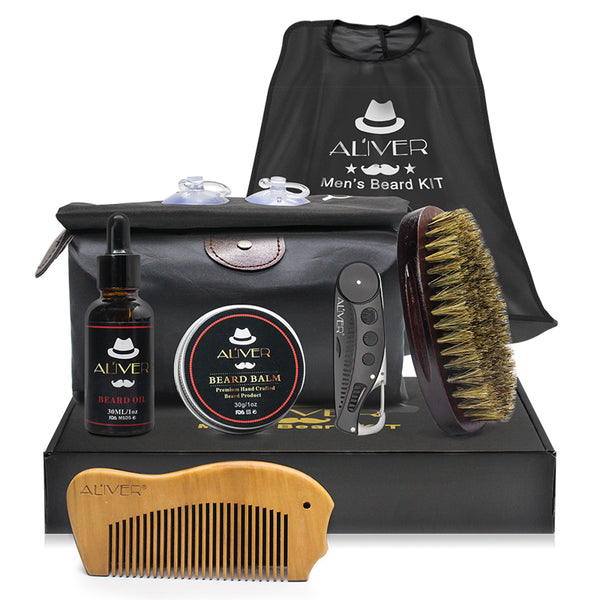 Kit entretient de barbe professionnel - The-Perfectman