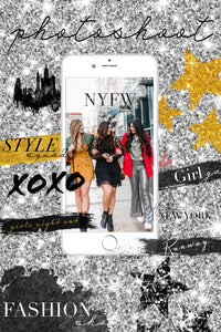 New York Fashion Week Stickers