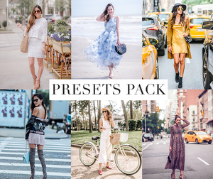 Banavenue Presets Pack on SALE