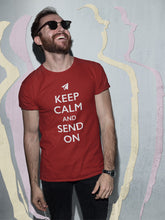 Load image into Gallery viewer, Keep Calm and Send On (Unisex)