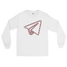 Load image into Gallery viewer, The Candy Cane Emblem (Long Sleeve)
