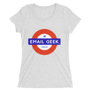 Mind the Email Geek (Women's)