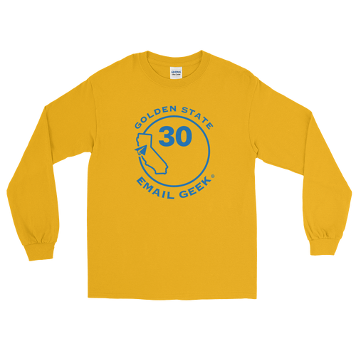 Golden State Email Geek (Long Sleeve)