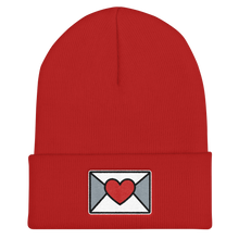 Load image into Gallery viewer, Love Email Emoji (Beanie)