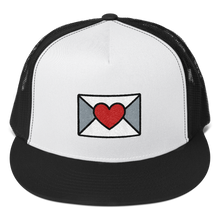 Load image into Gallery viewer, Love Email Emoji (Trucker Hat)