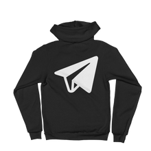 Load image into Gallery viewer, The Emblem (Zip Up Hoodie)