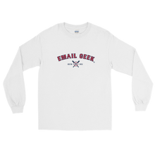 Load image into Gallery viewer, Olde Tyme Email Geek (Long Sleeve)