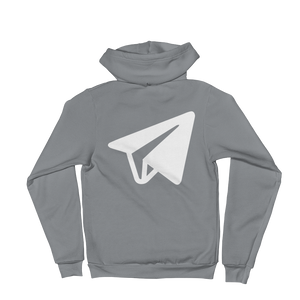 The Emblem (Zip Up Hoodie)