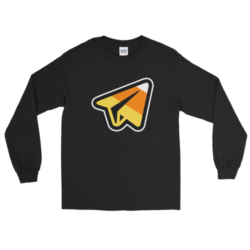 The Candy Corn Emblem (Long Sleeve)