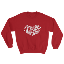 Load image into Gallery viewer, Love At First Send - Red (Crewneck)