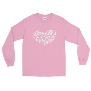 Love At First Send - Pink (Long Sleeve)